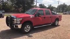 Used 2013 Ford F-250 4x4 BiFuel w/ CNG For Sale in Oklahoma