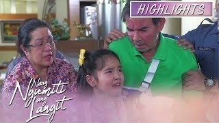 Mikmik begs to the policemen | Nang Ngumiti Ang Langit