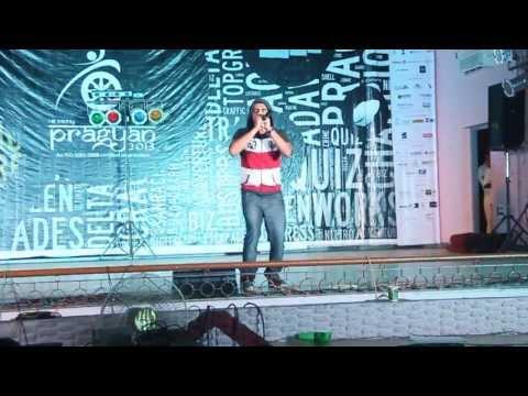 Charan Govan's Beatbox performance @NIT Pragyan 2013