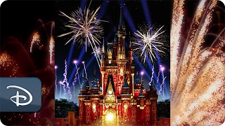 'Happily Ever After' Nighttime Spectacular Co...