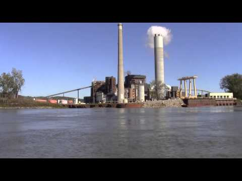 Missouri River Floatin' - Iatan Electric Power Plant KCP&L - Enerfab Inc.