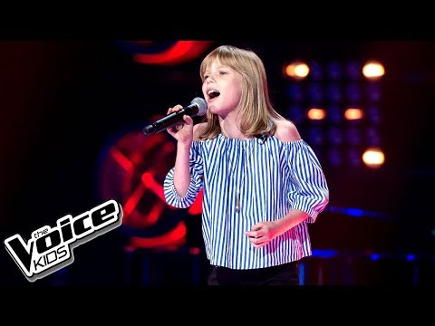 Lena Marzec - 'Nobody's Perfect' - Przesłuchania w ciemno - The Voice Kids 2 Poland