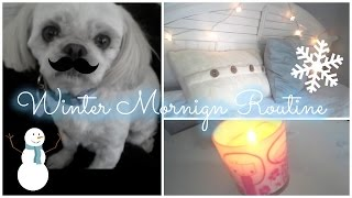 My Winter Morning Routine! | ELIANA Thumbnail