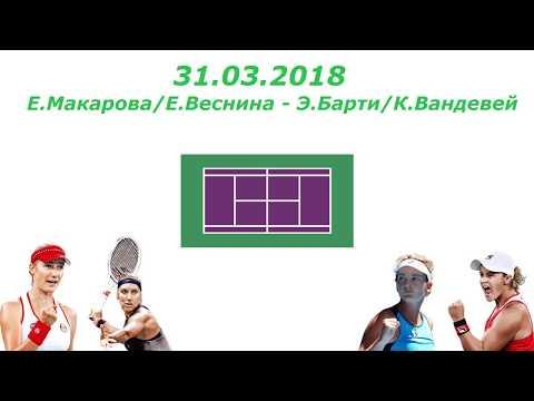 Видео Ставки на парный теннис