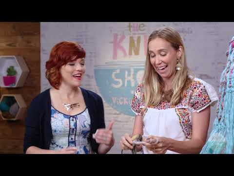 The Knit Show with Vickie Howell - THE KNIT SHOW: The Global Episode