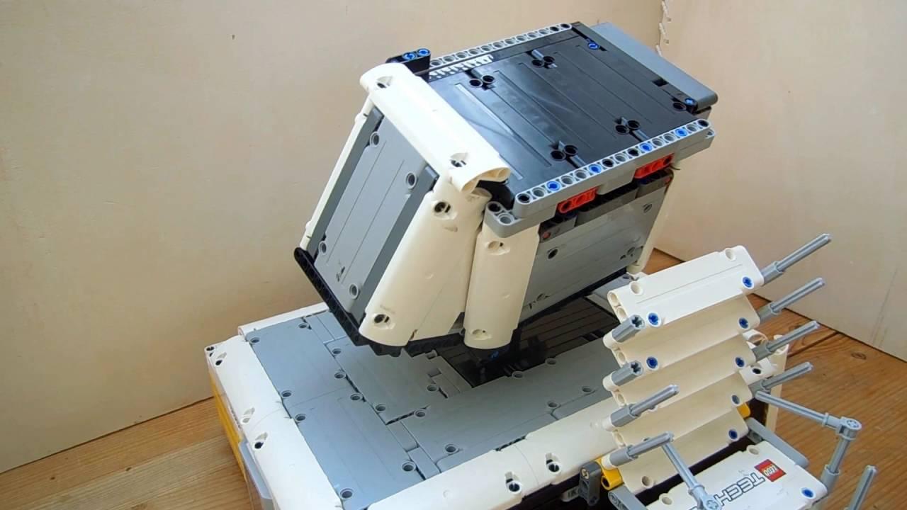 Lego Mindstorm Simulator | Ev3 | VBs Lego Technic Creations