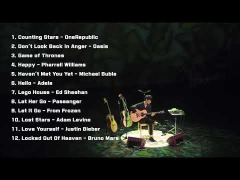 The Best of Sungha Jung  - Pop Compilation 1