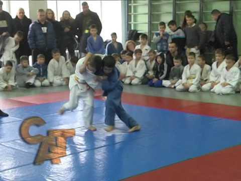 Турнір з дзюдо серед хлопчиків та дівчаток