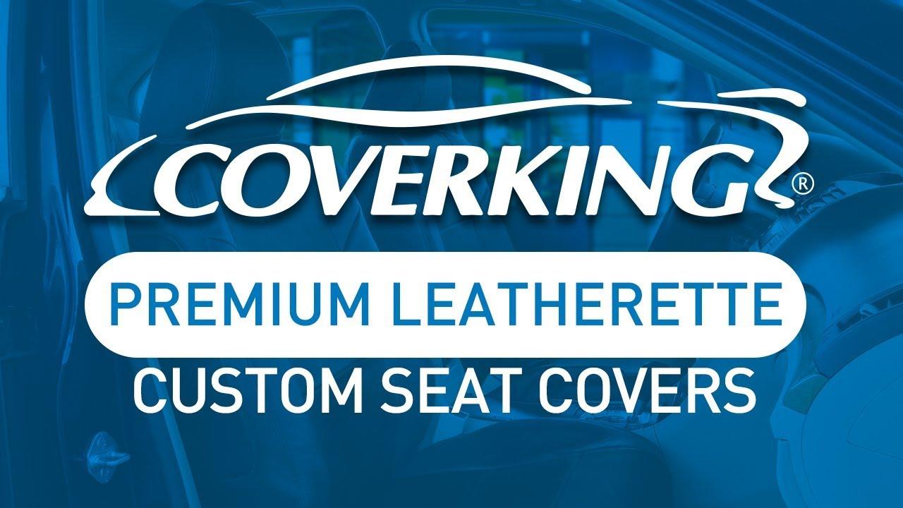 DK Blue Coverking Custom Fit Dashcovers for Select Hyundai Azera Models Poly Carpet