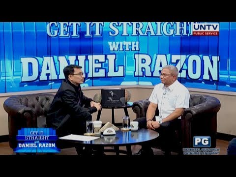 PDEA chief Aaron Aquino talks about PH drug problem