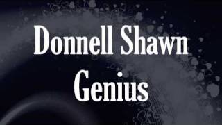 Donnell Shawn - Genius