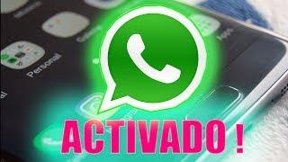 Mira este TRUCO WhatsApp y ACTIVALO en Cualquier Telefono 2018 // PEREZA NIVEL DIOS