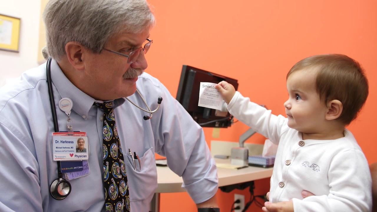 Dr Michael J Harkness Nemours Pediatrician In Paoli Youtube