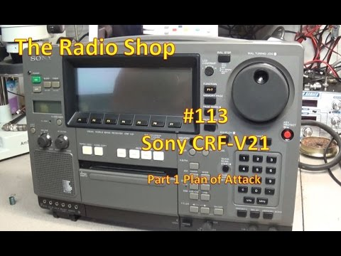 #113 Sony CRF V21 Part 1 Plan of Attack