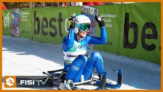 Evelin Lanthaler oro europeo in Austria