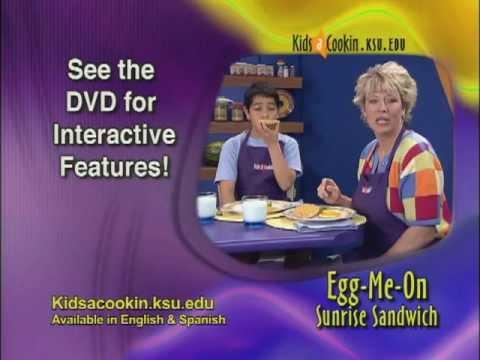 Egg-Me-On Sunrise Sandwich