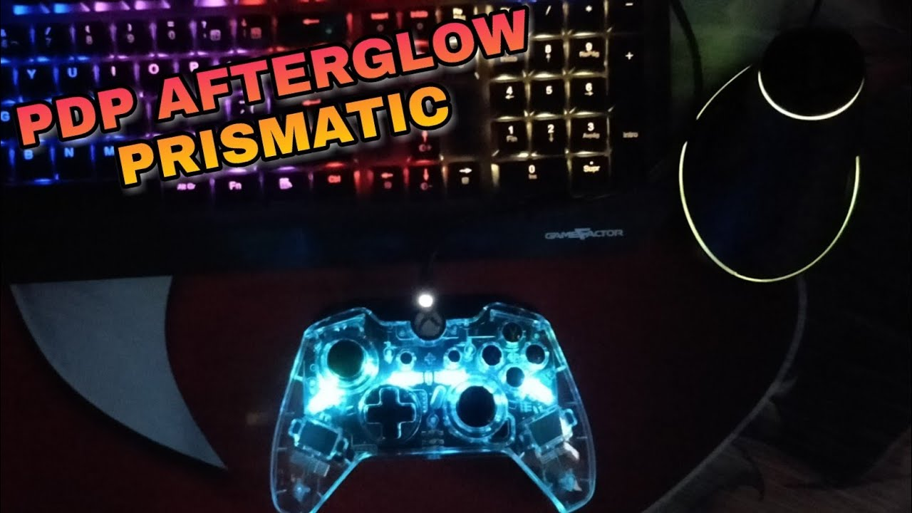 AFTERGLOW XBOX ONE CONTROLLER PC DRIVER