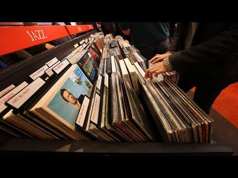 Sony will begin: to make vinyl records again in Japan after almost 30 years.