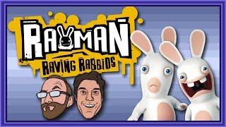 Rayman Raving Rabbids | Multiplayer Mondays! | Game Devs Play Games