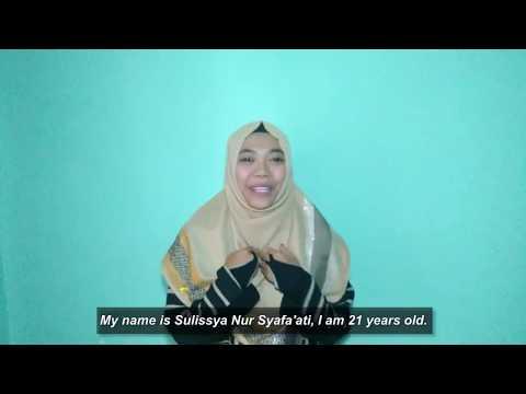 IICC Sulissya Nur Syafa'ati