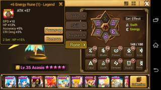 summoners war hall of water b7 auto guide