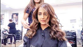 HAIR COLOR + HAIRCUT VLOG | NO MORE BALAYAGE!! | DUBAI | HADIA