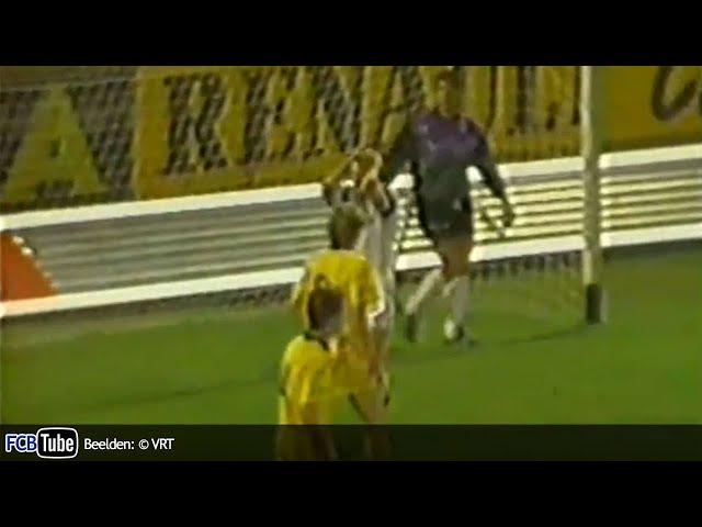 1991-1992 - Jupiler Pro League - 06. Lierse SK - Club Brugge 3-2
