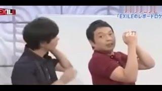 中川家 礼二 次長課長とEXILEメンバーが即興コント!!! ◎天才☆【中川...