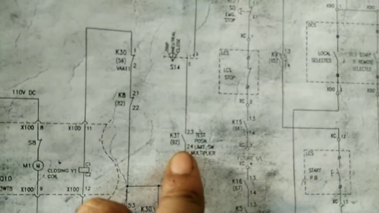 LT Electrical Drawing study method. Electrical Drawing Reading Metho ...