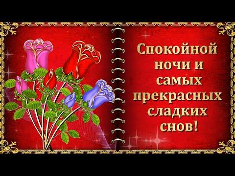 Добрым людям – добрый вечер! Спокойной ночи и самых прекрасных сладких снов!⭐🌙.