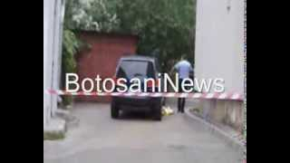 Accident mortal la Botosani