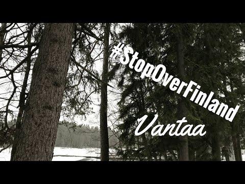 Stop Over Finland Vantaa Day trip Fazer experience & Kuusijärvi lake