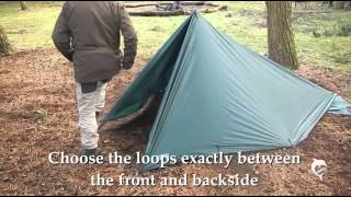 Another 3x3 DD tarp-Tent