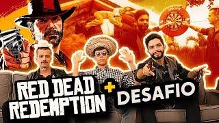 PISTOLEIROS DA GAMELAND - RED DEAD REDEMPTION 2 ÉPICO!!!
