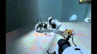 Portal 2: Turret Cube Sex