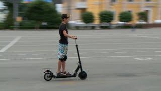 Электрические средства передвижения набирают в Ставрополе всё большую популярность.