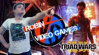 Die leeren Worte der PR-Maschinerie - Triad Wars - Robin VS Video Games