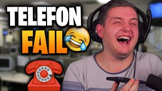 Chefstrobel Telefon FAIL! - Er vergisst aufzulegen 🤦‍♂️😂  | Trymacs Stream Highlights