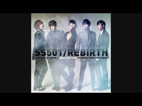 SS501  Love Like This HQ Full version  with phonetic lyrics