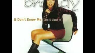 brandy - U Don