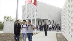 2000 élèves ! Le lycée de Castelnaudary est inauguré