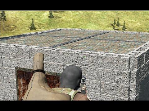 Wolverine DayZ Epoch Crafting Metal Floors