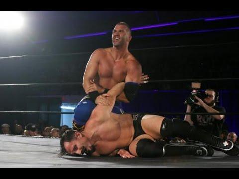Frankie Kazarian on Ring of Honor, Comics, WWE, TNA Wrestling