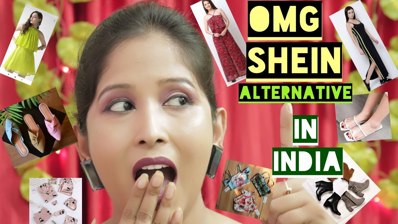 BEST & Huge SHEIN Alternative in INDIA - Similar apps like SHEIN   Best Instagram stores in India  