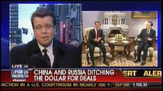 China & Russia Ditching The Dollar = Currency War