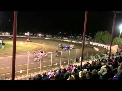 Dominic Scelzi 5/10/13 Ocean Speedway Watsonville Main Event