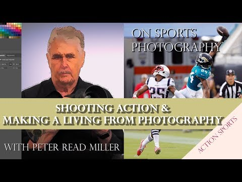 Shooting Sports, Youth  Action and Making a Living in Sports Photography
