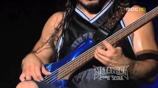 Metallica   Orion korea 2006 hd