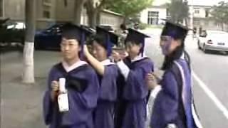 大连海事大学毕业纪念影片-海大我走了