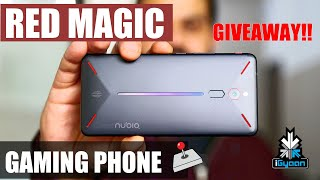 Nubia Red Magic Gaming Phone First Look And 3 x Giveaway